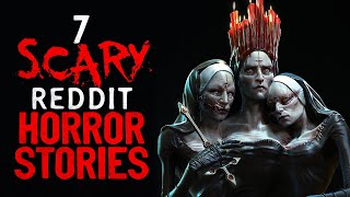 7 CHILLING Reddit Horror Stories From r/nosleep Reddit to sleep to