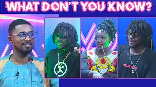What Don't You Know?? DopeNation Vs Tima Kumkum