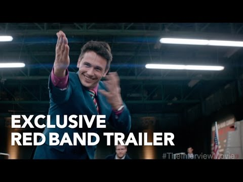 The Interview - Red Band Trailer (Final)
