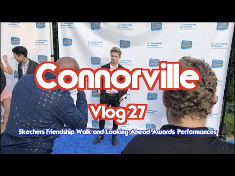 Connorville 27 - Skechers Friendship Walk and Looking Ahead Awards with the Dream Crew