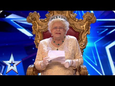 First Look Britain S Got Talent Judges Get Roasted By The