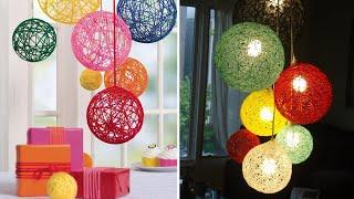 Amazing DIY Idea!!!! | Balloon Craft Idea | DIY Arts And Crafts | DIY | Home Decor | #DotsDIY