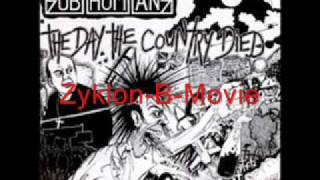 Zyklon-B-Movie - The Day the Country Died - SUBHUMANS