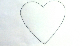 Dibujo Corazon Facil Free Video Search Site Findclip