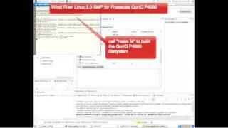 vFTF Wind River simP4080 linux smp