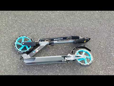 STAR-SCOOTER® Premium City Scooter
