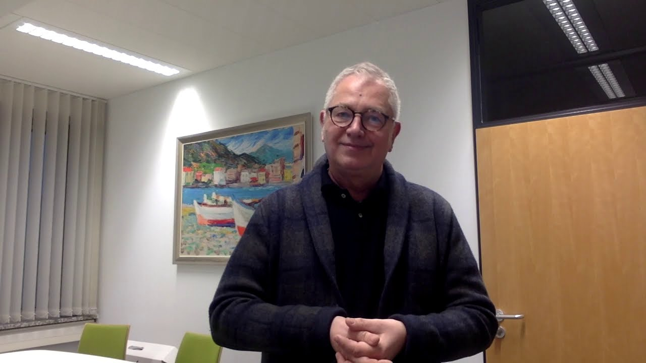 Grußbotschaft von Dr. Jürgen Ronthaler (Abschluss WiSe 2021)