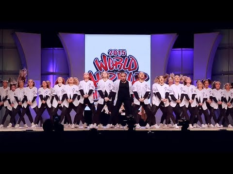 Royal Family @ HHI 2015 Finals Performance