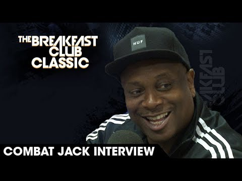 Breakfast Club Classic: Combat Jack Talks Troy Ave Calling Him A Sucker And More