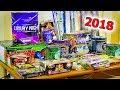 МОЯ ПИРОТЕХНИКА на 2018 НОВЫЙ ГОД Ракеты Салюты