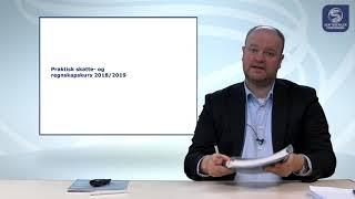 Praktisk Skatte- Og Regnskapskurs 2018/2019