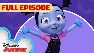 Going Batty / Scare B&B (Full Episode) | Vampirina | Disney Junior