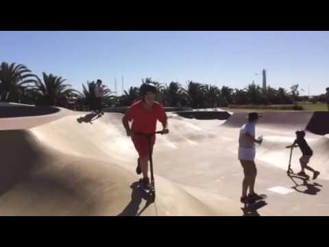 Elwood skate park