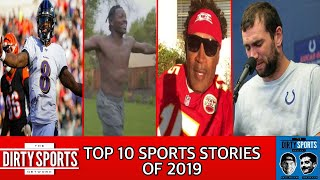 TOP 10 SPORTS STORIES OF 2019