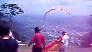 preview picture of video 'Drumming, Dancing, and Paragliding'
