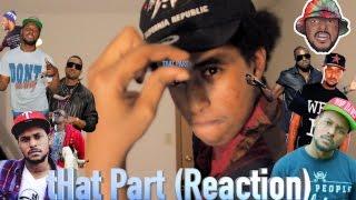 Schoolboy Q - THat Part Feat. Kanye West Reaction