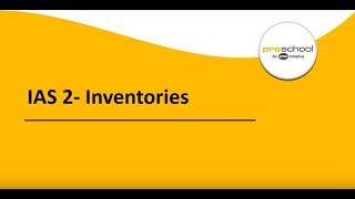IAS 2 Inventories Part 1 & 2 | IFRS