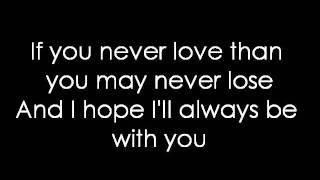 12 Stones - Hey Love (lyrics)