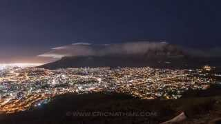 Time-lapse Of Cape Town During Load Shedding