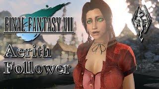 Aeris - Aerith from Final Fantasy VII - Skyrim SMS