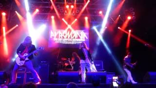 Pyromania Def Leppard Tribute Band Covering Lady Strange