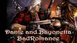 Bayonetta and Dante: Bad Romance