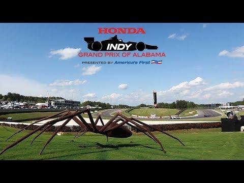 Friday at the 2018 Honda Indy Grand Prix of Alabama