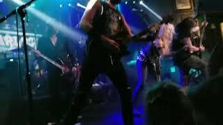 Metal Tango. DORO the voice of WARLOCK @ The Whisky A Go Go,  Hollywood, CA, September 2017