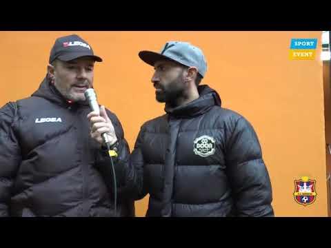 immagine di anteprima del video: BARRESE F.C. Vs Summa Rionale Trieste: Intervista a Mister Nutolo