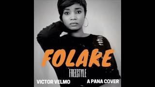 Tekno Pana cover - folake by victor velmo