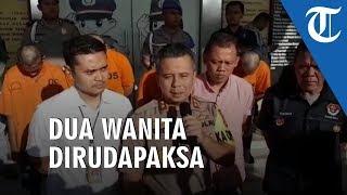 Empat Pria Ini Rudapaksa Teman Wanitanya Setelah Dibuat Mabuk Miras di Apartemen Paragon c