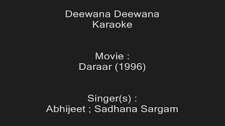 Teri Aankhon Ka Deewana (Deewana Deewana   - YouTube