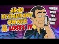 Prankster Gets CALLED OUT - Crazy Arab Restaurant #2