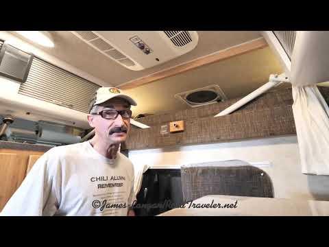 Hallmark Campers Super Manual Roof Lift Nevada Model