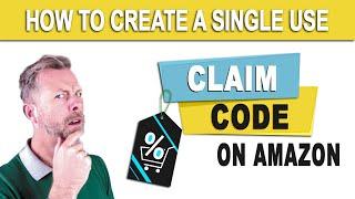 How to Create a Single-Use Claim Code on Amazon