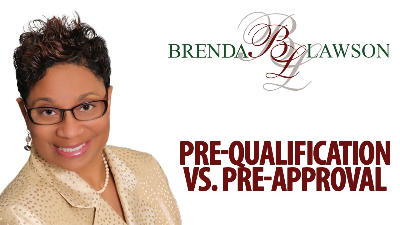 Do You Need a Pre-Qualification or Pre-Approval?