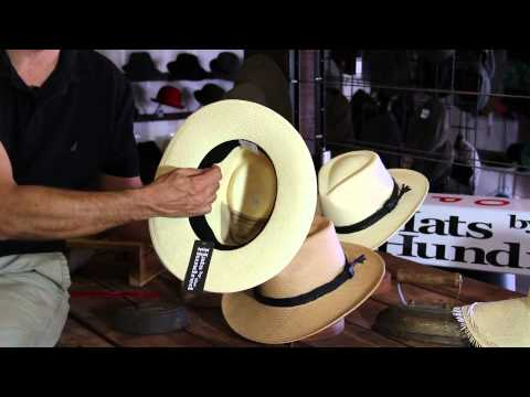 Outback Panama Hat Review- Hats By The Hundred