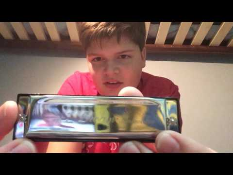 Swan harmonica review/unboxing