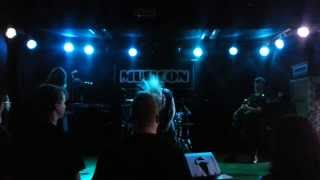Triple Corpse Hammerblow - Children of Bodom @musicon 4-8-2013