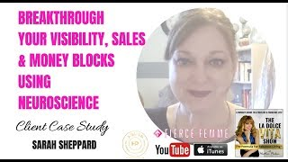 How to Breakthrough Your Visibility, Money, & Sales Blocks