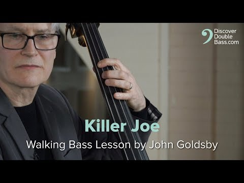 John Goldsby The Jazz Bass Book
