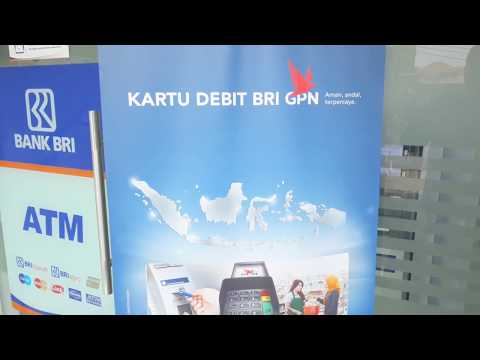 Tutorial Ganti Kartu ATM BRI