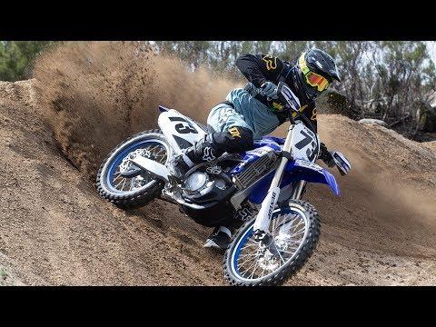 Best 2019 450 Off-Road Dirt Bike | 2019 Yamaha YZ450FX Review