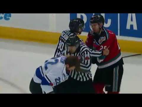 Callan Foote vs Noah Gregor