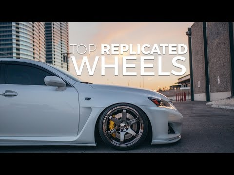 The Most Replicated Wheels