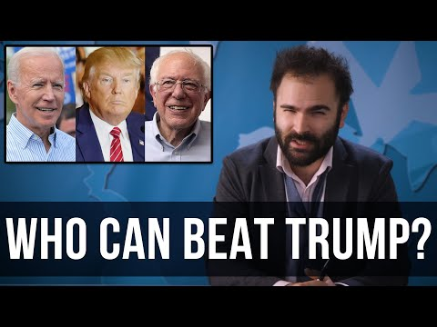 Who Can Beat Trump? - SOME MORE NEWS