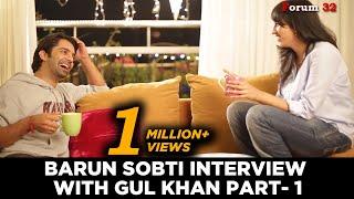 Gul Khan interview with Barun Sobti Part 1 isspyaarkokyanaamdoon ipkknd screenjournal