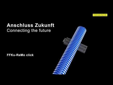 ReMo click - Elektroinstallation über die Außenfassade