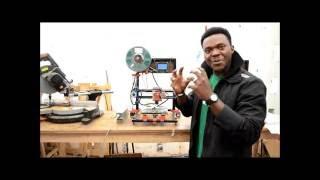 AB3D (African Born 3D Printing)
