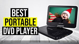 BEST PORTABLE DVD PLAYER 2020 - Top 5